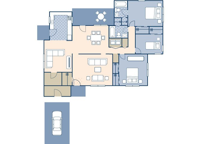 Nimitz 1428 Floor Plan 13