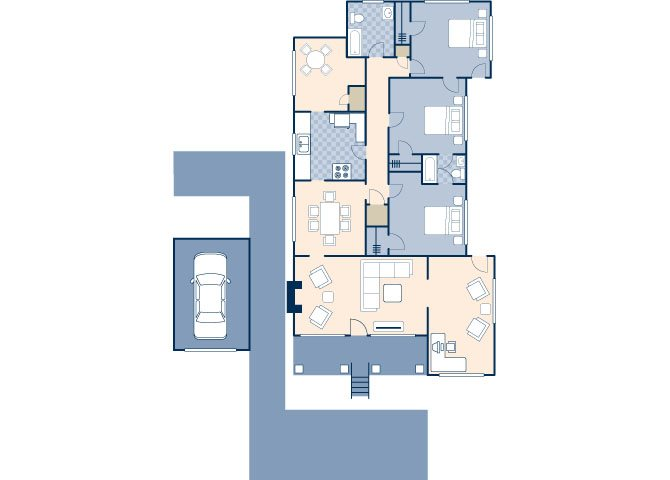 Nimitz 2146 Floor Plan 14