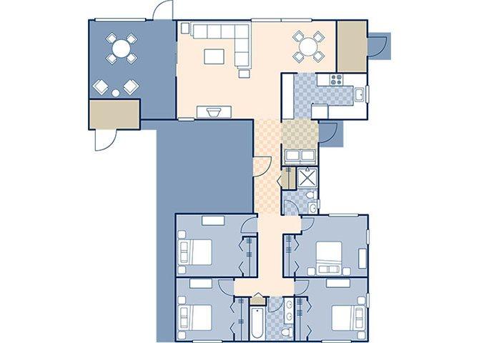 Sigsbee Park 1335 Floor Plan 5