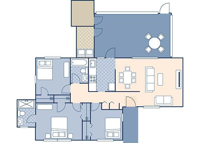 Truman Annex 1048 Floor Plan 8