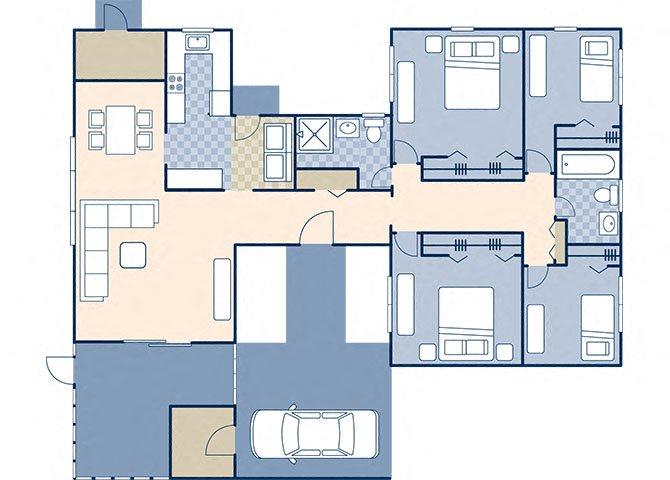 Truman Annex 1598 Floor Plan 20