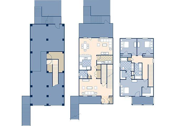 Trumbo Point 1963 Floor Plan 12