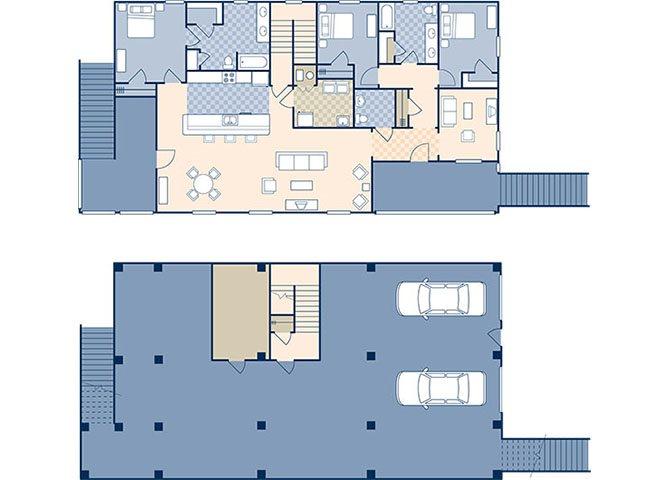 Trumbo Point 2132 Floor Plan 13