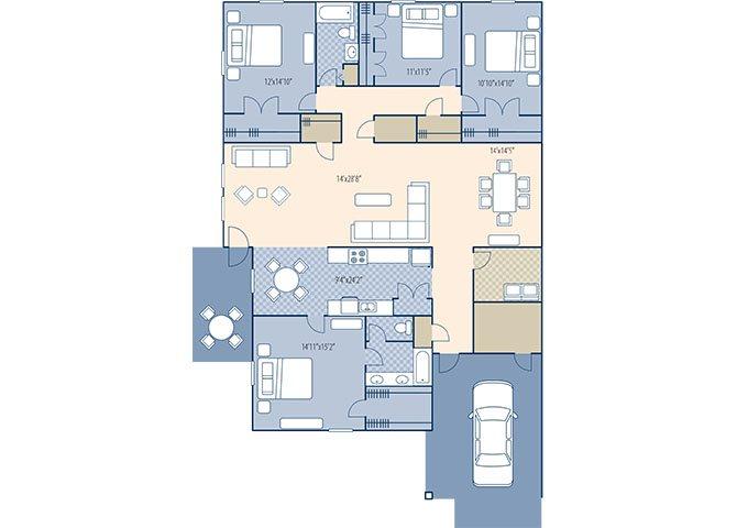 Juniper Ridge 2265 Floor Plan 6