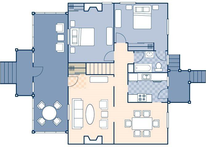 Barrancas 1282 Floor Plan 4