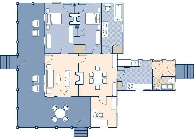 Barrancas 1364 Floor Plan 6