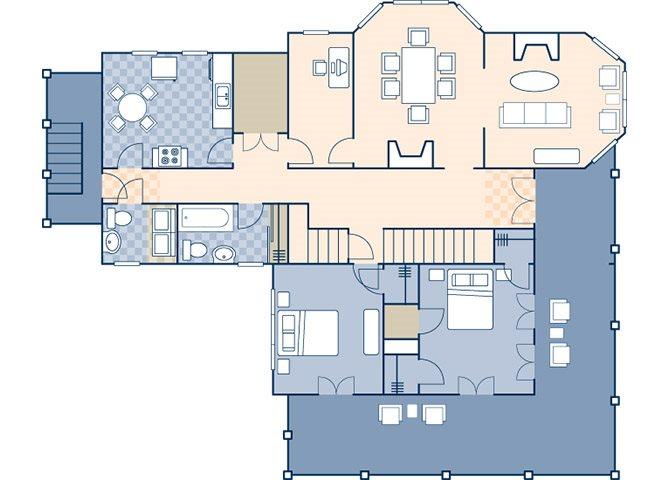 Barrancas 1364 B Floor Plan 7