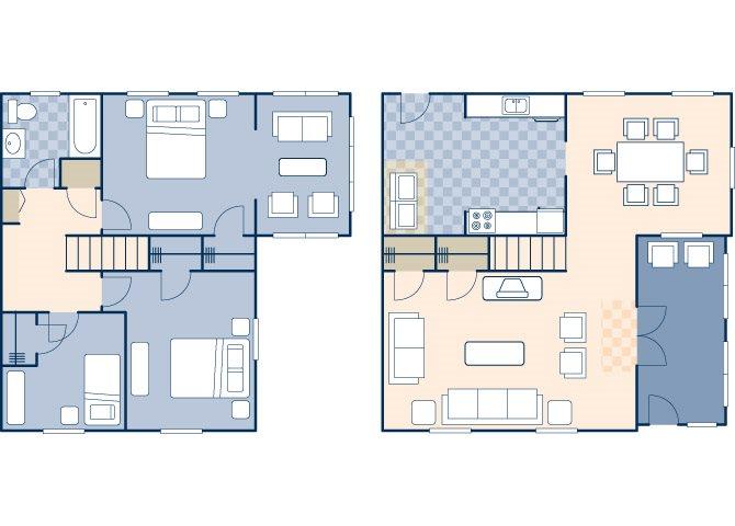 Barrancas 1016 Floor Plan 9