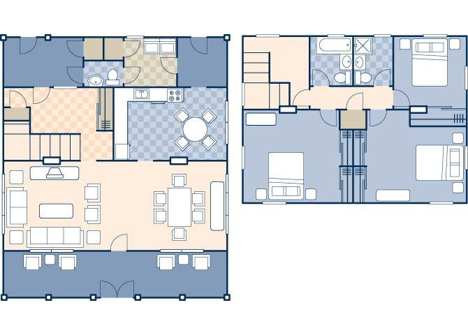 Barrancas 1455 Floor Plan 11
