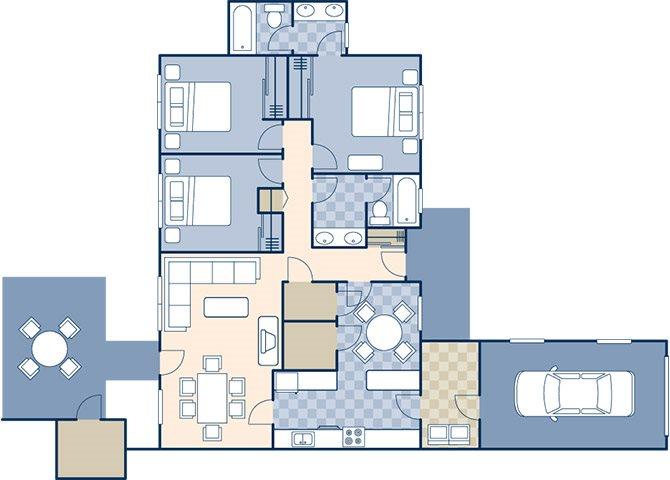 Corry Village 1210 Floor Plan 19