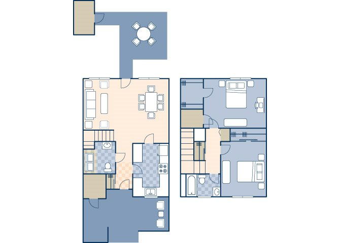Lighthouse Terrace 946 Floor Plan 20