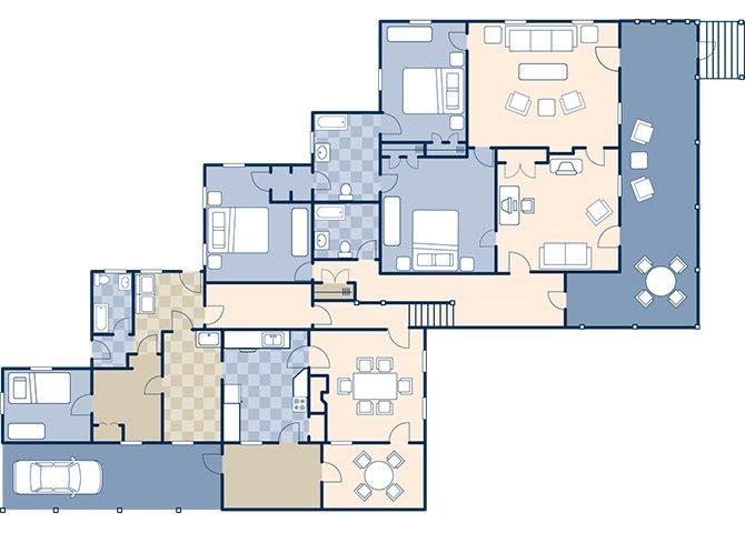 North Avenue 2791 Floor Plan 23