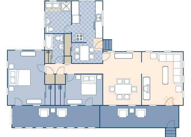 Old Hospital 1370 Floor Plan 26