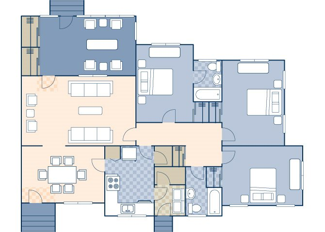 Old Hospital 1451 Floor Plan 27