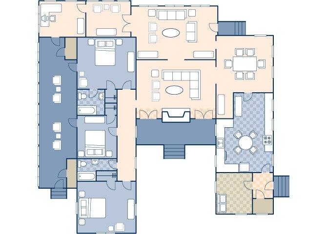 Old Hospital 2383 Floor Plan 28