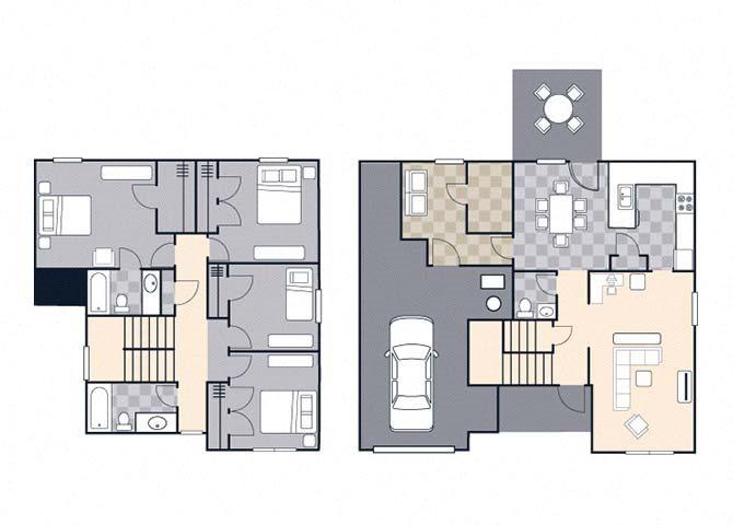 Magnolia I 1344 Floor Plan 5