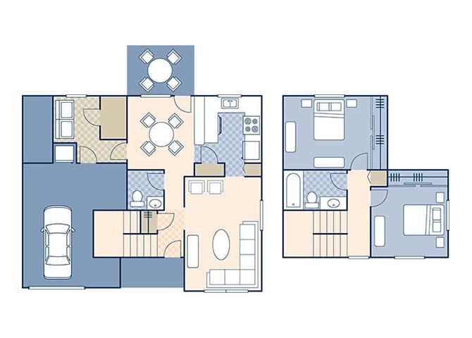 Pinewood 950 Floor Plan 20