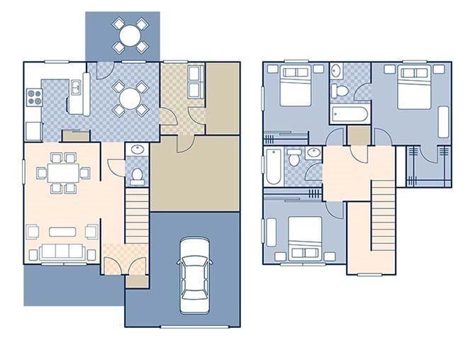 Pinewood 1198 Floor Plan 22