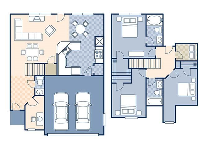 Nickel Creek Barrington Floor Plan 12