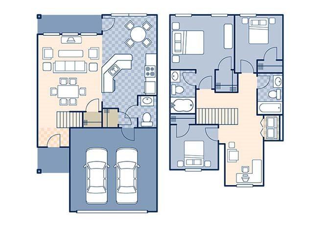 Nickel Creek Hampton Floor Plan 14