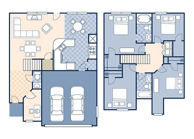 Nickel Creek Palmetto Floor Plan 15