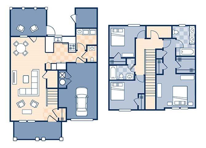 Northpointe Preserve 1701 Floor Plan 17
