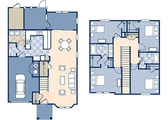 Northpointe Preserve 1954 Floor Plan 18