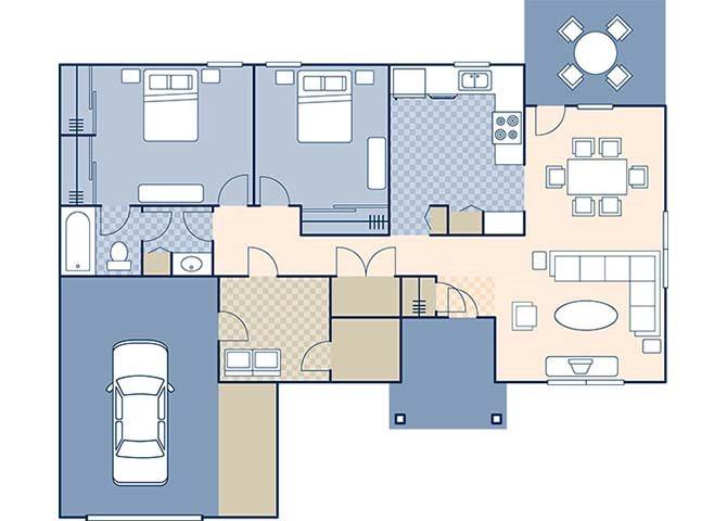 Pinewood 866 Floor Plan 19