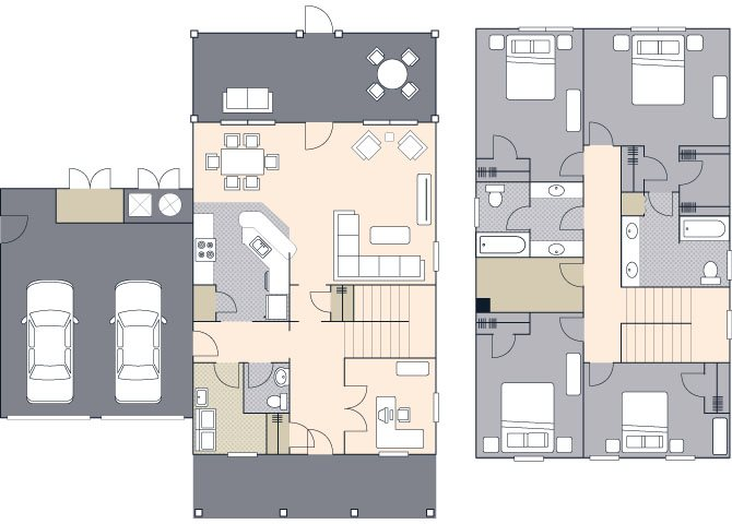 Bennett Shores East 2709 Floor Plan 6