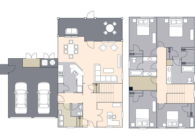 Bennett Shores East 2853 Floor Plan 7