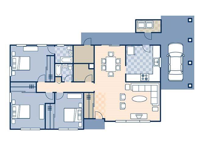 Green Drive 1533 Floor Plan 4