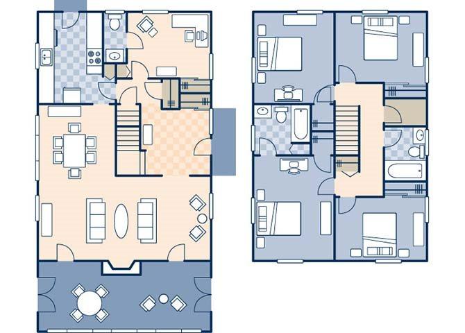Green Drive 3612 Floor Plan 6