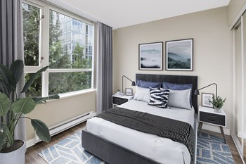 939 Beatty Street Studio-3 Beds Apartment for Rent Photo Gallery 1