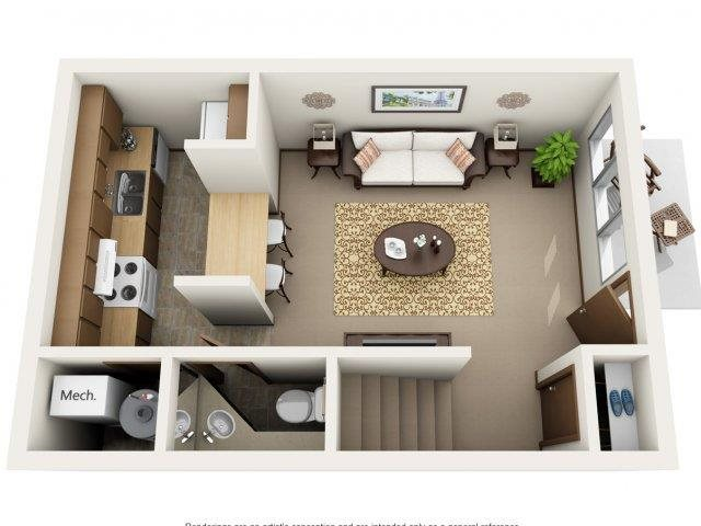 Birch Floor Plan 4