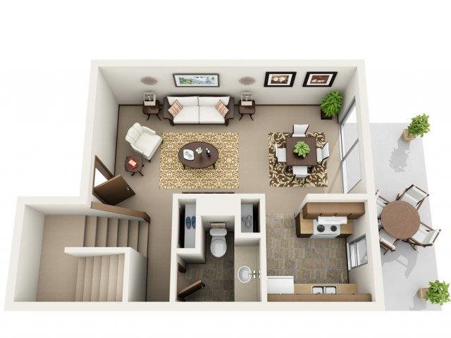 Willow Floor Plan 7