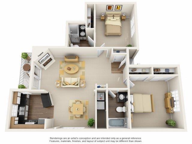 Buckeye Floor Plan 3