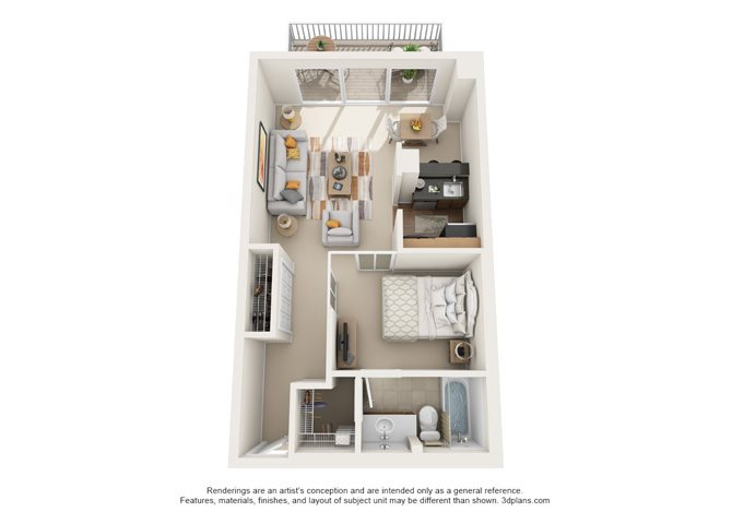 Calais - West Floor Plan 9