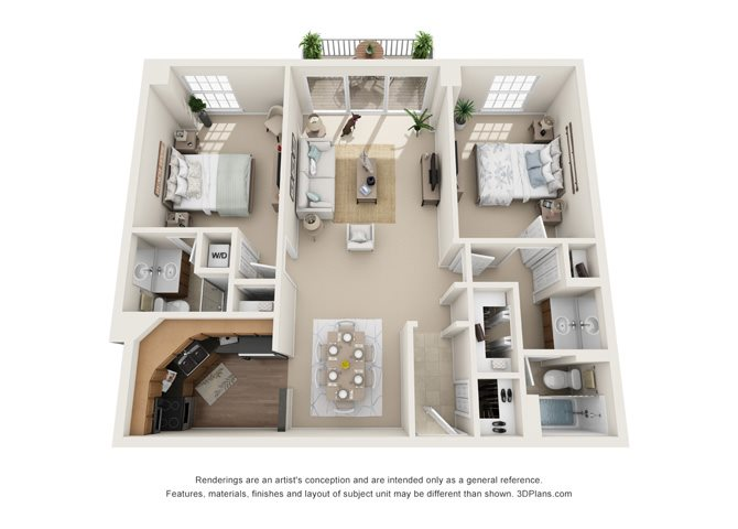 Marsailles - Associates Floor Plan 5