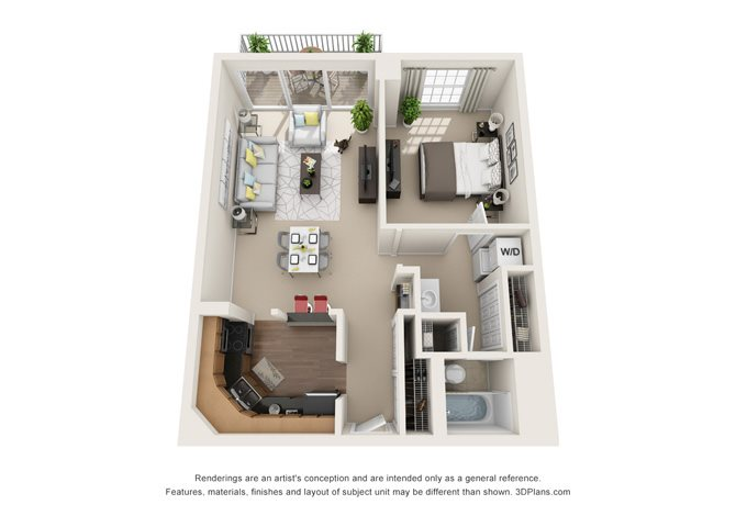 Toulon - West Floor Plan 10