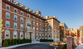 201 S. Huntington Avenue Studio-3 Beds Apartment for Rent Photo Gallery 1