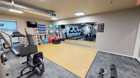 gym, fitness center