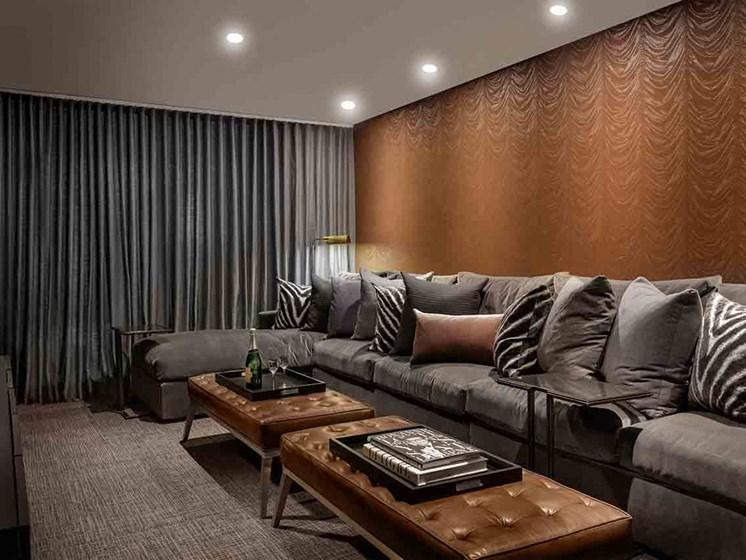 Modern Interior Design at Grey House Apartments in Houston, Texas