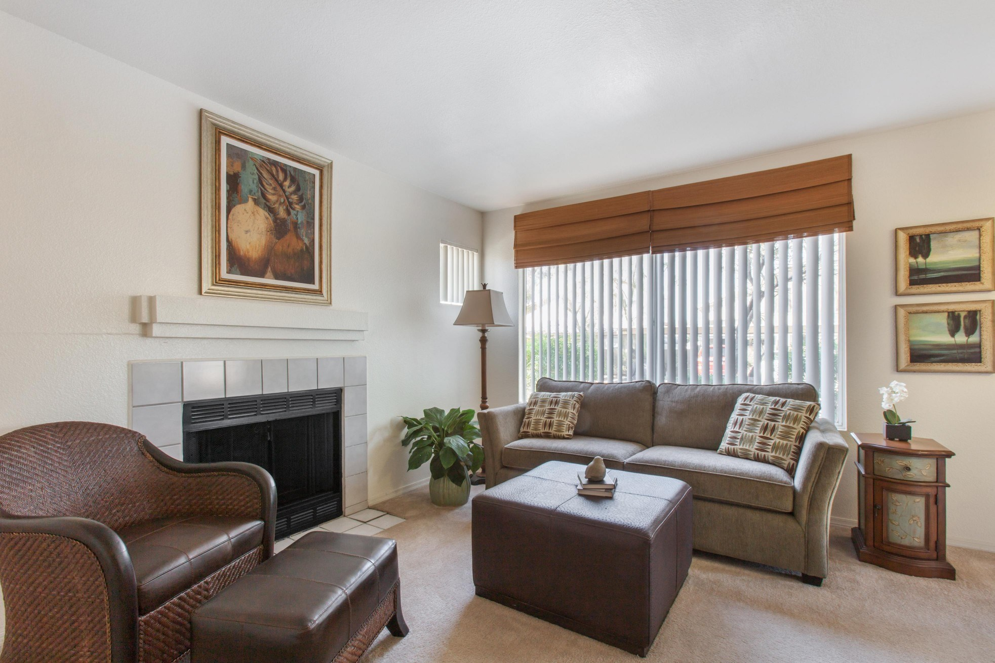 The Village at Lindsay Park|Living Room