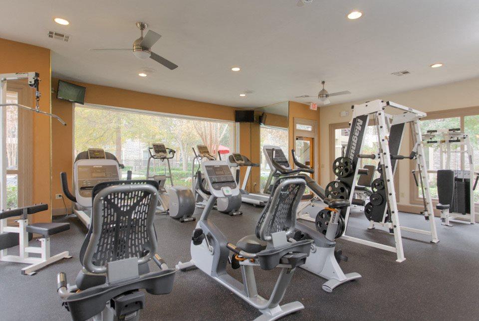 Cardio Fitness Center at Villas at Stone Oak Ranch, Austin, TX, 78727