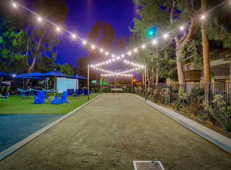 Have A Game of Bocce Ball With Friends at The Trails at San Dimas, San Dimas, California