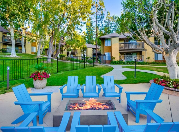 Amazing Outdoor Spaces at The Trails at San Dimas, San Dimas, CA