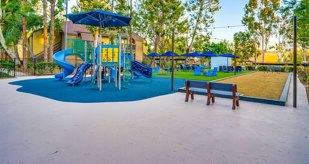 Children's Playground at The Trails at San Dimas, San Dimas, CA 91773
