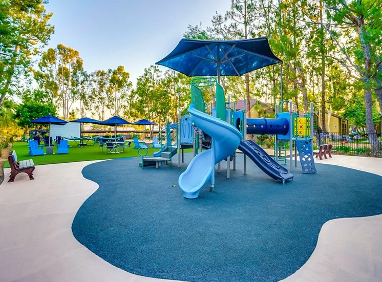 On-Site Playground at The Trails at San Dimas, 444 N. Amelia Avenue, CA