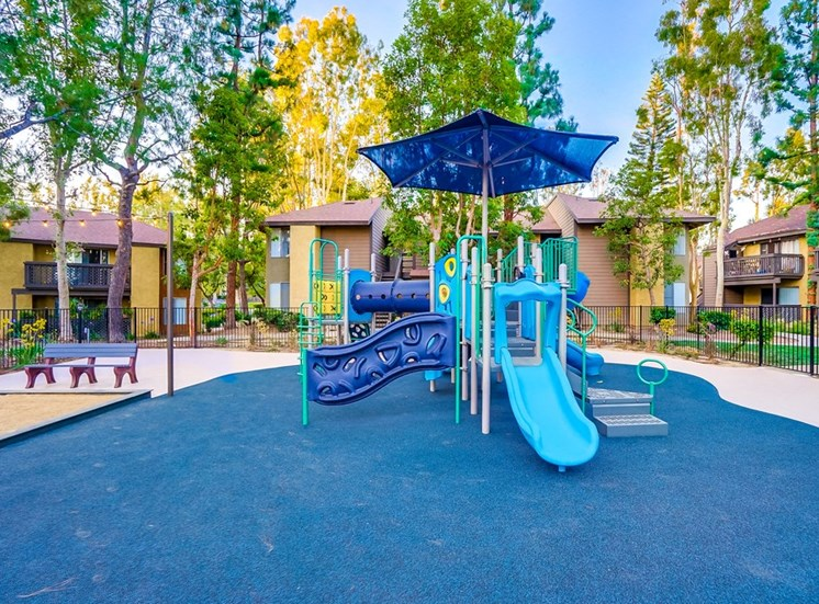 Playing Structure For Kids at The Trails at San Dimas, California, 91773