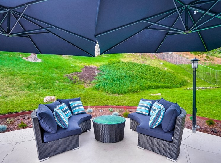 Attractive Lawn Furniture at The Trails at San Dimas, San Dimas, CA 91773